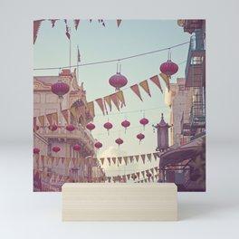 Chinatown Mini Art Print