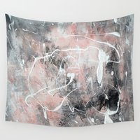 morocco Wall Tapestries featuring Morocco by Solveig Noll