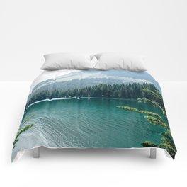 Glacier National Park II Comforters