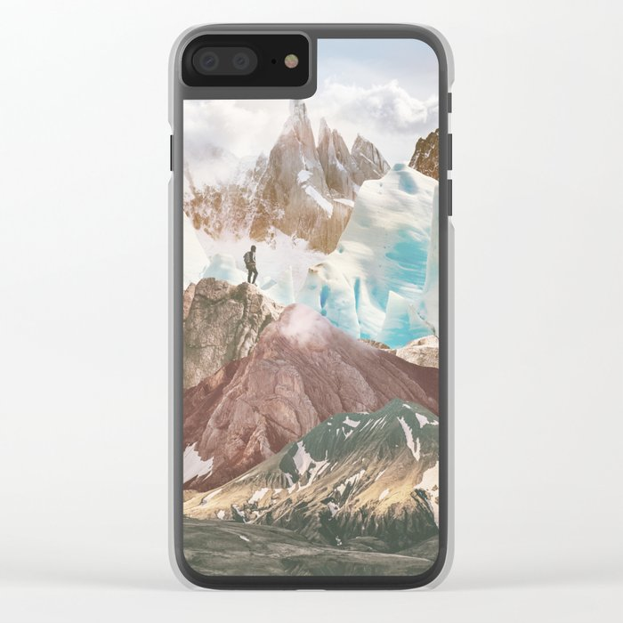 The Explorer Clear iPhone Case