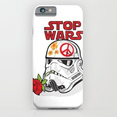 stop wars: stormtrooper for peace Slim Case iPhone 6s