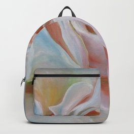 White Rose Backpack