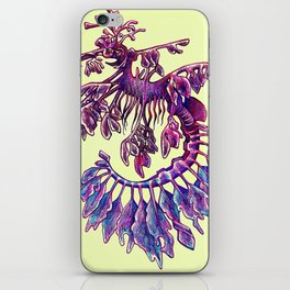 Leafy sea dragon 1 iPhone Skin