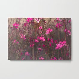 A Fairy Song - Botanical Photography #Society6 Metal Print