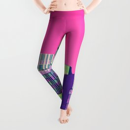 Centrotex all over the place Leggings