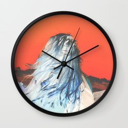 Oh, her Wall Clock