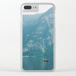 Hallstatt IX Clear iPhone Case