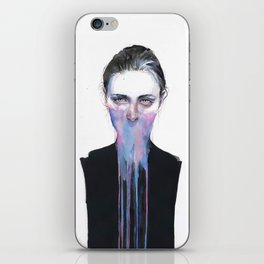 my opinion about you iPhone Skin