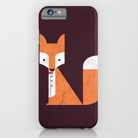 Le Sly Fox iPhone & iPod Case
