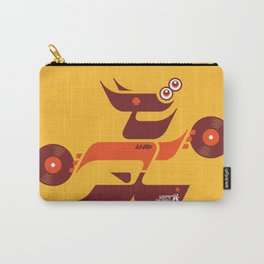 UNDO | Music to the people 01 Carry-All Pouch