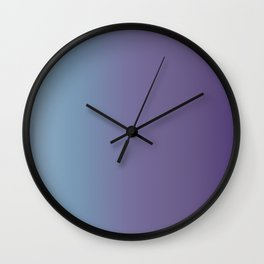 104 Willow House Wall Clock