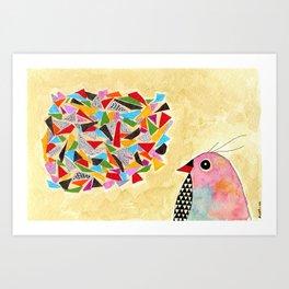 Jocelyn Art Print