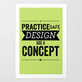 Use a Concept Art Print