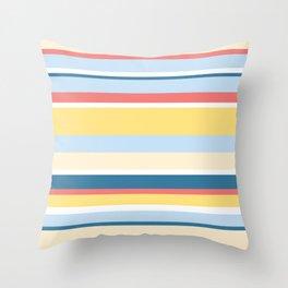 Rushcutters Bay Stripe Throw Pillow