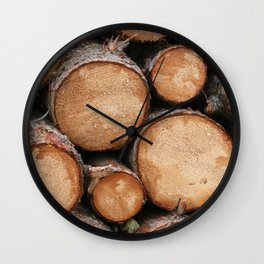 Logs Just Sit There  Wall Clock