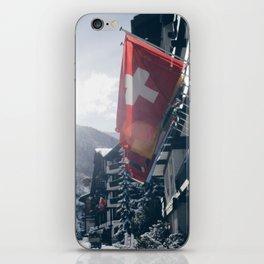Zermatt, Switzerland iPhone Skin