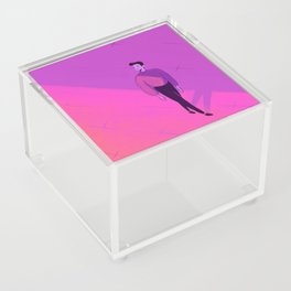 walking man Acrylic Box
