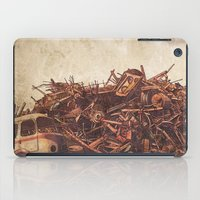 junk food iPad Cases featuring Junk  by Terry Fan