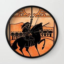 Hero of Time Wall Clock