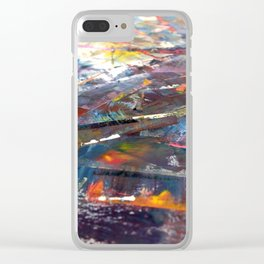 Halfway 2 Clear iPhone Case