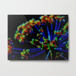 Extroverted Dill Metal Print