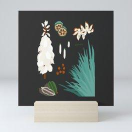 YUCCA Mini Art Print