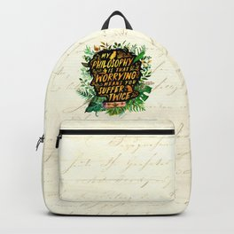 Newt Scamander Backpack