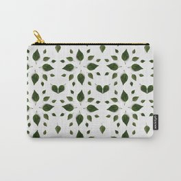 La feuille d'hibiscus Carry-All Pouch