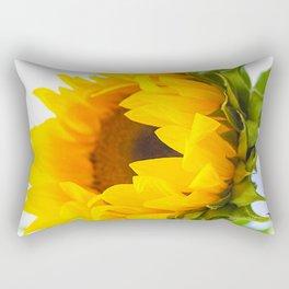 sunflower, girassol Rectangular Pillow