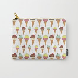Icecream Carry-All Pouch