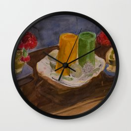 A Late Display Wall Clock