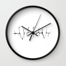 Smile, you`re special Wall Clock