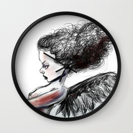 The Heart Theif Wall Clock