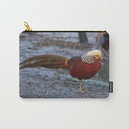 Chinese Pheasant Carry-All Pouch
