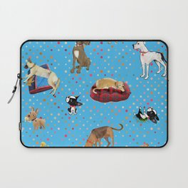 Lessons my dogs taught me. Laptop Sleeve