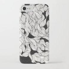 Abstract curlicues Slim Case iPhone 7
