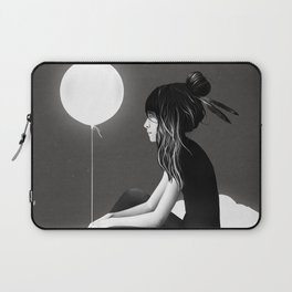 No Such Thing As Nothing (By Night) Laptop Sleeve