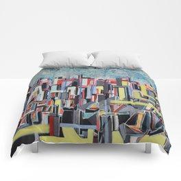 """""""metropolis Comforters"""