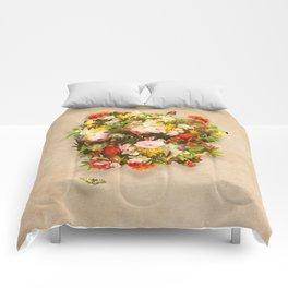 Flourishing Bliss Comforters