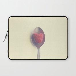 Raspberry love Laptop Sleeve