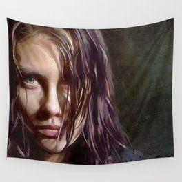 Maggie Rhee - The Walking Dead Wall Tapestry