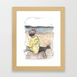 Cape Cod Framed Art Print