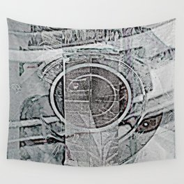 Studio Sessions 9 Wall Tapestry
