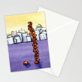 Sky Scraper Stationery Cards