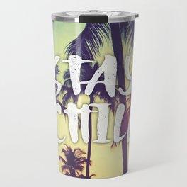 Stay Chill - Palm Trees Travel Mug