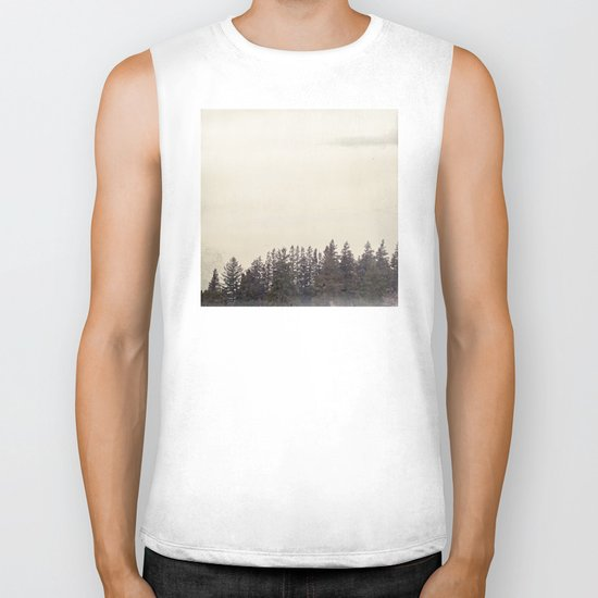 Minimally Speaking Biker Tank