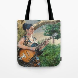 Summer Concert Tote Bag