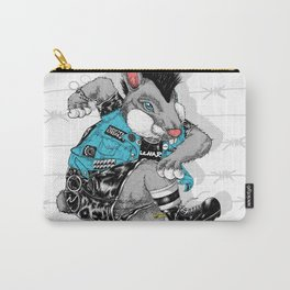 Skankin' Bunny Carry-All Pouch