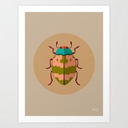 Beetle 01 Art Print