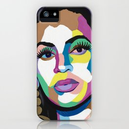 Hail the Queen iPhone Case